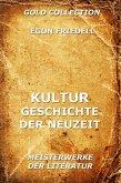 Kulturgeschichte der Neuzeit (eBook, ePUB)