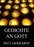 Gedichte an Gott (eBook, ePUB)