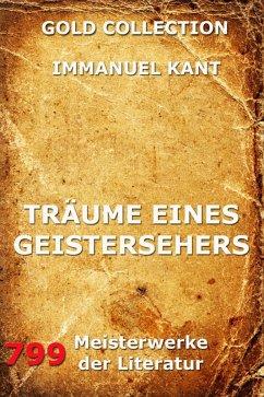 Träume eines Geistersehers (eBook, ePUB) - Kant, Immanuel