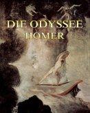 Die Odyssee (eBook, ePUB)