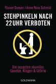 Stehpinkeln nach 22 Uhr verboten (eBook, ePUB)