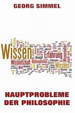 Hauptprobleme der Philosophie (eBook, ePUB) - Simmel, Georg