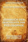Lehrbuch der Geschichte der Philosophie (eBook, ePUB)