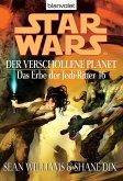 Der verschollene Planet / Star Wars - Das Erbe der Jedi Ritter Bd.16 (eBook, ePUB)