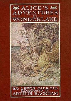 Alice´s Adventures In Wonderland (eBook, ePUB)
