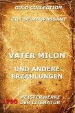 Vater Milon und andere Erzählungen (eBook, ePUB)