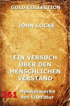 Ein Versuch über den menschlichen Verstand (eBook, ePUB) - Locke, John