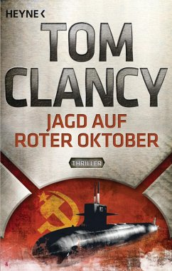 Jagd auf Roter Oktober / Jack Ryan Bd.4 (eBook, ePUB) - Clancy, Tom