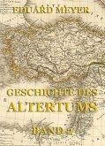 Geschichte des Altertums, Band 2 (eBook, ePUB)