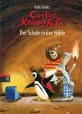 Der Schatz in der Höhle / Carlos, Knirps & Co Bd.2 (eBook, ePUB)