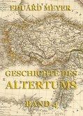Geschichte des Altertums, Band 4 (eBook, ePUB)