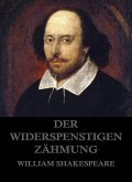 Der Widerspenstigen Zähmung (eBook, ePUB)