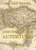 Geschichte des Altertums, Band 5 (eBook, ePUB)