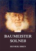 Baumeister Solneß (eBook, ePUB)