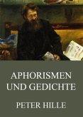 Aphorismen und Gedichte (eBook, ePUB)