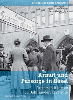 Armut und Fürsorge in Basel (eBook, ePUB)