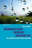 Demokratisch - gerecht - nachhaltig (eBook, ePUB)