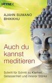 Auch du kannst meditieren (eBook, ePUB)