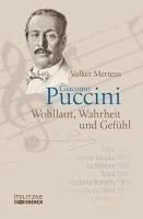 Giacomo Puccini (eBook, ePUB) - Volker Mertens