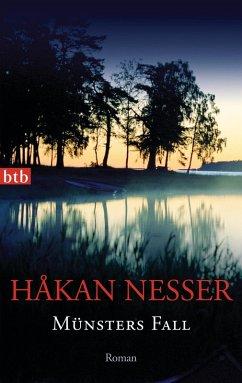 Münsters Fall / Van Veeteren Bd.6 (eBook, ePUB) - Nesser, Håkan