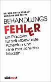 Behandlungsfehler (eBook, ePUB)
