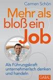 Mehr als bloß ein Job (eBook, PDF)