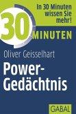 30 Minuten Power-Gedächtnis (eBook, PDF)