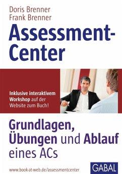 Assessment Center (eBook, PDF) - Brenner, Doris; Brenner, Frank