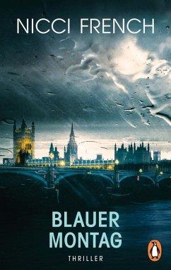 Blauer Montag / Frieda Klein Bd.1 (eBook, ePUB) - French, Nicci
