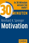 30 Minuten Motivation (eBook, PDF)