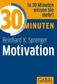 30 Minuten Motivation (eBook, PDF)