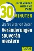 30 Minuten Veränderungen souverän meistern (eBook, PDF)