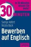 30 Minuten Bewerben auf Englisch (eBook, PDF)
