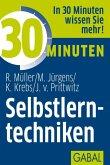 30 Minuten Selbstlerntechniken (eBook, PDF)