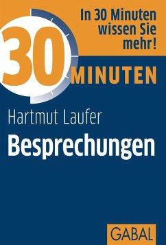 30 Minuten Besprechungen (eBook, ePUB) - Laufer, Hartmut