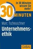 30 Minuten Unternehmensethik (eBook, ePUB)