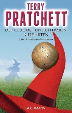 Der Club der unsichtbaren Gelehrten / Scheibenwelt Bd.32