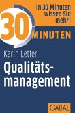 30 Minuten Qualitätsmanagement (eBook, ePUB)