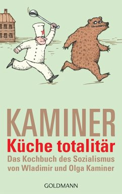 Küche totalitär (eBook, ePUB) - Kaminer, Wladimir