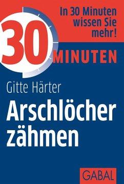 30 Minuten Arschlöcher zähmen (eBook, ePUB) - Härter, Gitte