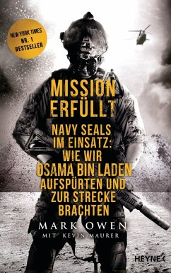 Mission erfüllt (eBook, ePUB) - Owen, Mark; Maurer, Kevin