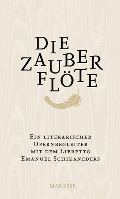 Die Zauberflöte (eBook, ePUB) - Schikaneder, Emanuel