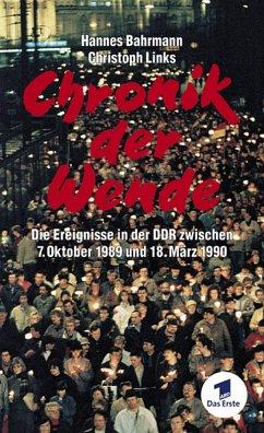 Chronik der Wende (eBook, ePUB) - Bahrmann, Hannes; Links, Christoph