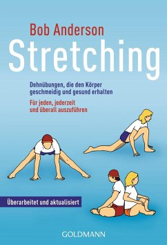 Stretching (eBook, PDF) - Anderson, Bob