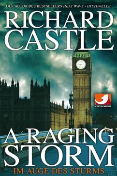 A Raging Storm - Im Auge des Sturms / Derrick Storm Bd.1.2 (eBook, ePUB)