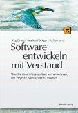 Software entwickeln mit Verstand (eBook, ePUB)