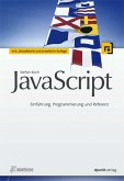 JavaScript (iX Edition) (eBook, PDF)