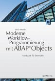Moderne Workflow-Programmierung mit ABAP® Objects (eBook, PDF)