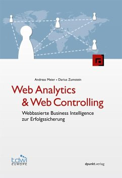 Web Analytics & Web Controlling (eBook, PDF) - Meier, Andreas; Zumstein, Darius