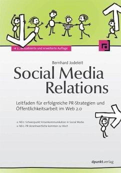 Social Media Relations (eBook, PDF) - Jodeleit, Bernhard